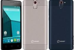 Смартфон SENSEIT E400: надёжность и доступность