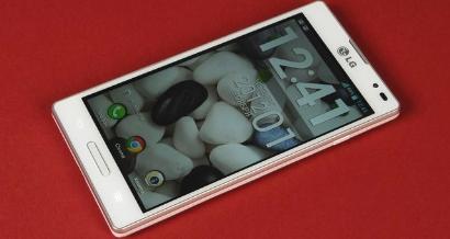 LG P765 Optimus l9 4gb