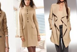 Женское пальто: с чем носить и как ухаживать