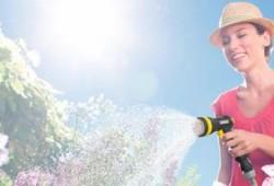 Полив сада: методы и особенности