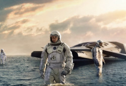 Review on the movie Interstellar