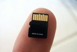 Выбираем карту памяти для смартфона
