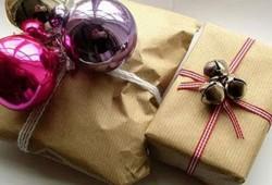 Как сделать упаковку для подарка из подручных средств?