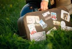 Путешествие с комфортом: как выбрать чехол для чемодана